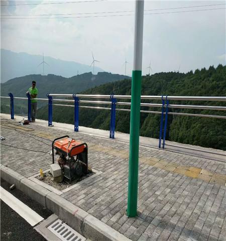 鞍山桥梁ballbet体育平台喷塑立柱